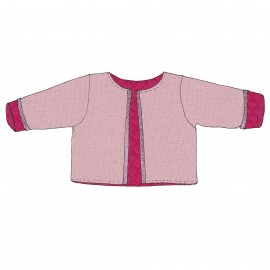 "Tutoriel ""Veste reversible"""