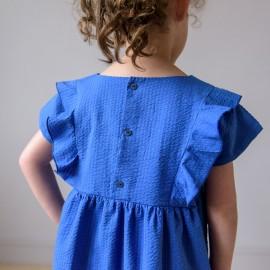 Dress sewing pattern - Aime comme menthe à l'eau