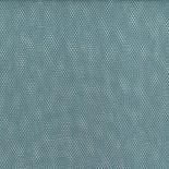 Tulle souple bleu canard