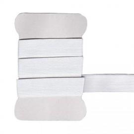 Elastique plat blanc 20 mm