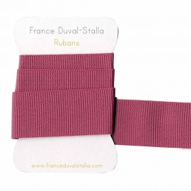 Heather pink elastic 30 mm