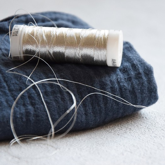 Dark gold embroidery thread