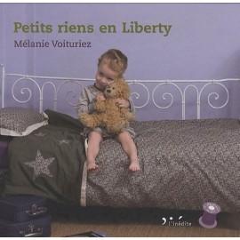 Livre Petits riens en Liberty