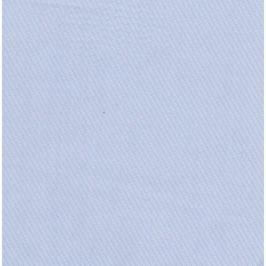 Coton chemise bleu ciel
