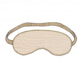 Eye mask pattern