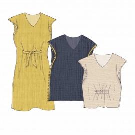 Mahaut Tutorial Dress / TOP
