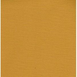 Tissu coton natté ocre