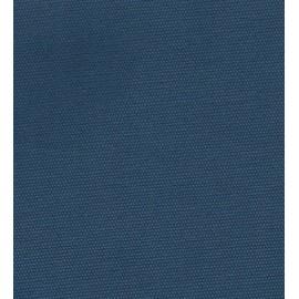Tissu coton natté pétrole
