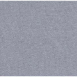 Gray sequined viscose jersey fabric