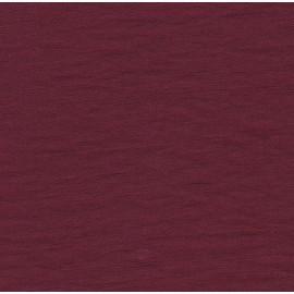 Tissu viscose texturé lie de vin