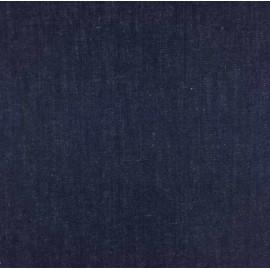 Denim fin bleu foncé