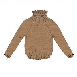 Colette tutorial woman blouse