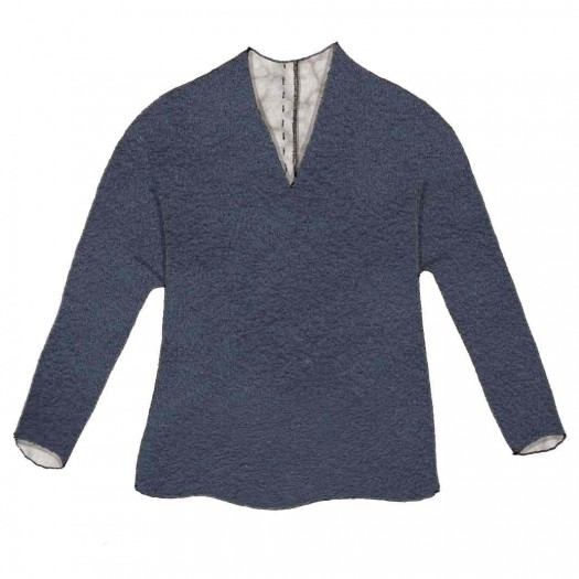 Doudou sweater tutorial
