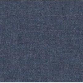 Flanelle bleu chiné