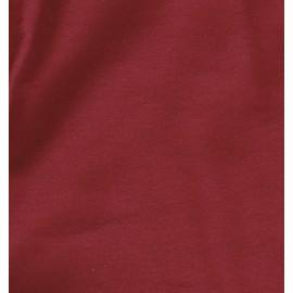 Terracotta flanel fabric