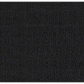 Tissu viscose texturé - noir