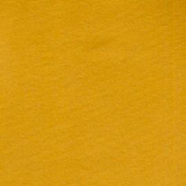 Yellow flanel fabric