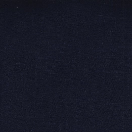 Tissu viscose lin marine
