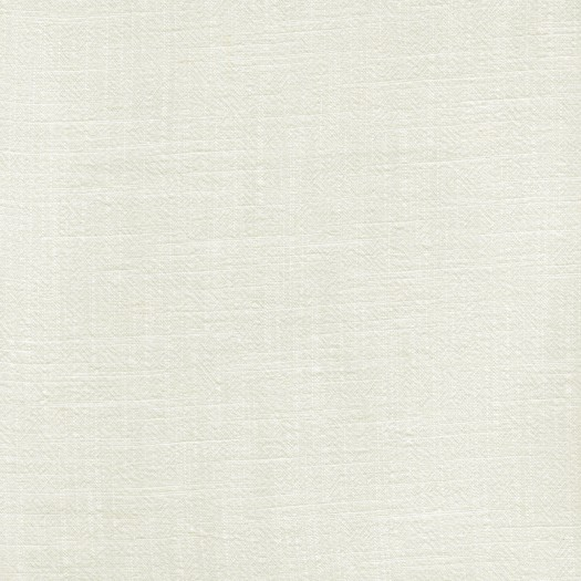 Tissu viscose lin blanc cassé