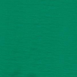 Tissu viscose texturé vert