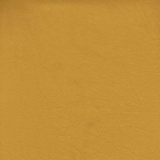 Coton jaune légèrement texturé