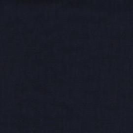 Navy linen fabric