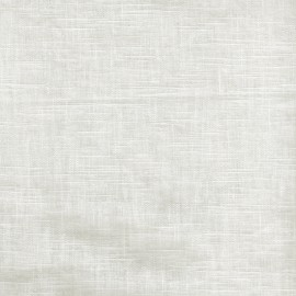 Tissu Lin Blanc cassé