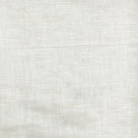White linen fabric