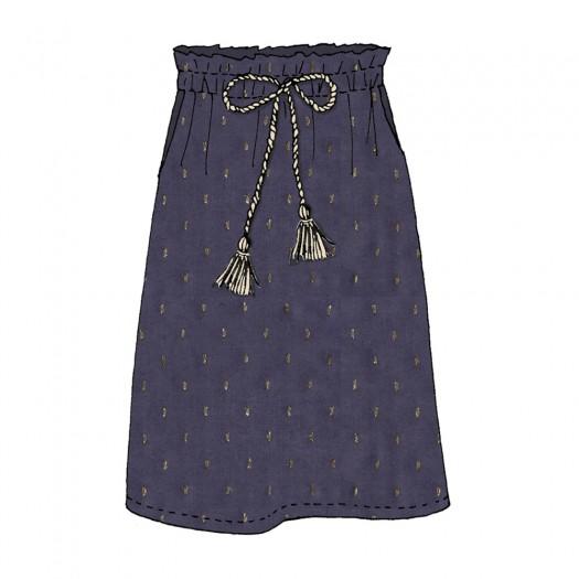 Athenais skirt woman France Duval Stalla