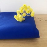 Tissu maillot de bain bleu