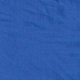 Coupon 0,80 m double gaze bleu électrique