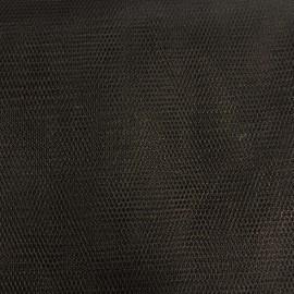 Tissu tulle souple noir - France Duval Stalla