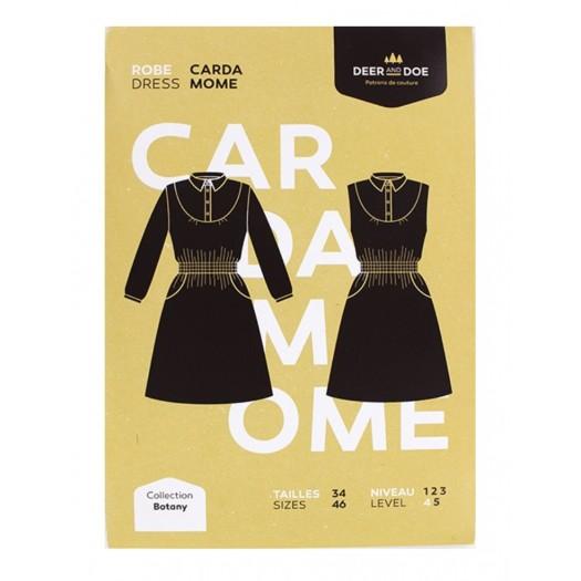 Patron robe Cardamone - Deer and Doe