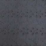 Coton broderie anglaise encre 01