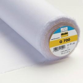 Entoilage thermocollant vlieseline - G700 blanc