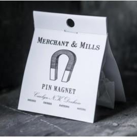 Aimant à épingles Merchant and Miles
