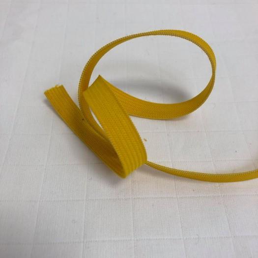 Ruban élastique jaune - 10 mm