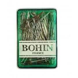 Epingles tête acier 200 - Bohin