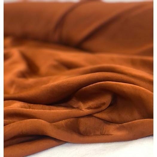 Tissu doublure cuivre - France Duval Stalla