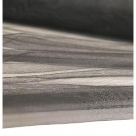 Tulle très souple gris