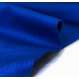 Tissu gabardine bleu electique - France Duval Stalla